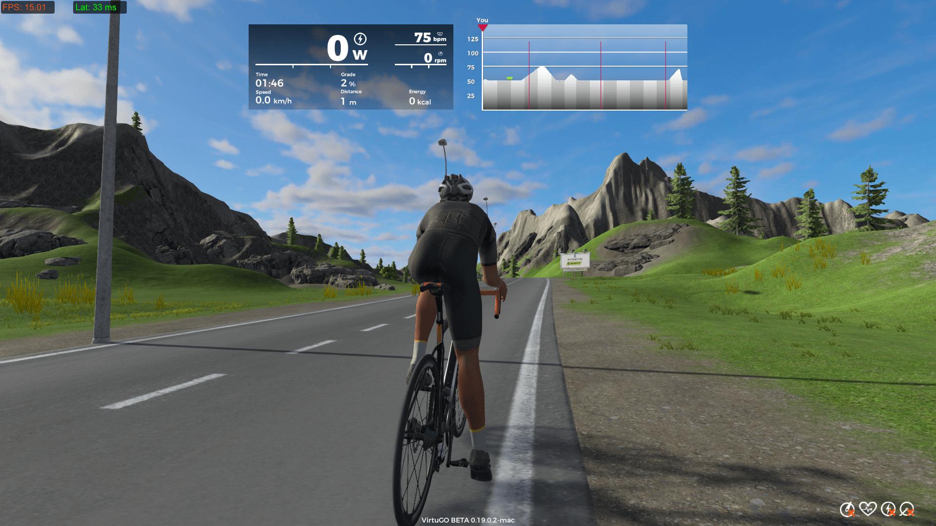 Alternative to Zwift: VirtuGo – Cyclingreview nl